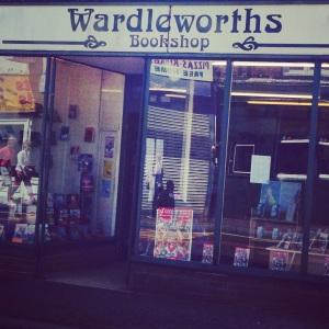 104 - WARDLEWORTHS BOOKSHOP, ST HELENS, MERSEYSIDE