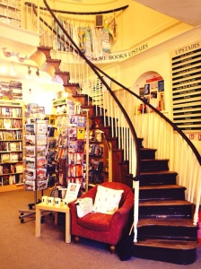 117 - WHITBY BOOKSHOP, YORKSHIRE