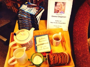 118 - TEA AND BOOKS AT WHITBY