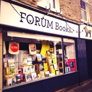 123 - FORUM BOOKS, CORBRIDGE, NORTHUMBERLAND
