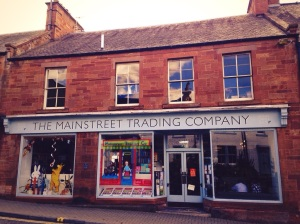 142 - THE MAINSTREET TRADING COMPANY, ST BOSWELLS, SCOTTISH BORDERS