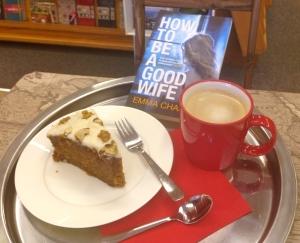 28 - CAKE AND BOOK, SEVENOAKS BOOKSHOP, KENT
