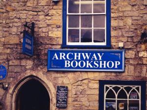 44 - ARCHWAY BOOKSHOP, DEVON