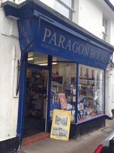 46 - PARAGON BOOKS, SIDMOUTH, DEVON