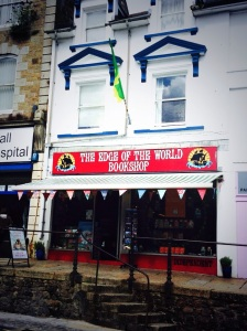 55 - THE EDGE OF THE WORLD BOOKSHOP, PENZANCE, CORNWALL