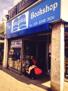 60 - THE WELLFIELD BOOKSHOP, CARDIFF