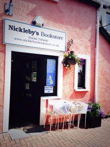 62 - NICKLEBY'S BOOKSHOP, LLANTWIT MAJOR