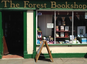 71 - THE FOREST BOOKSHOP, COLEFORD
