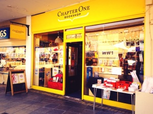 82 - CHAPTER ONE BOOKSHOP, WOODLEY