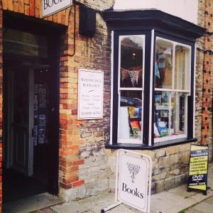 85 - WOODSTOCK BOOKSHOP, OXFORD